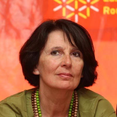 Anne-Yvonne Le Dain